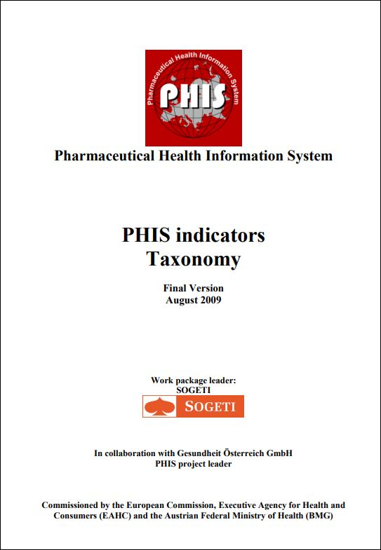 PHIS_indicators